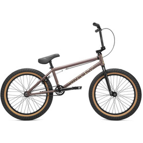 Kink BMX Launch, matte truffle brown
